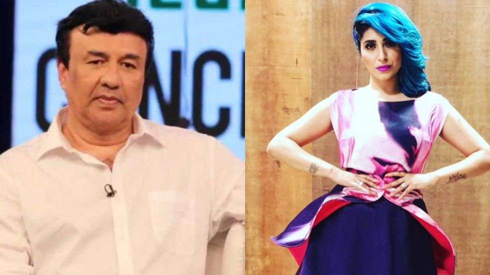 Neha Bhasin Accuses Anu Malik Of Sexual Harassment
