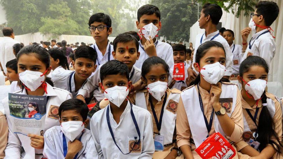 Delhi Air Pollution: South Delhi Municipal Corporation schools to remain closed on Monday, 4 November