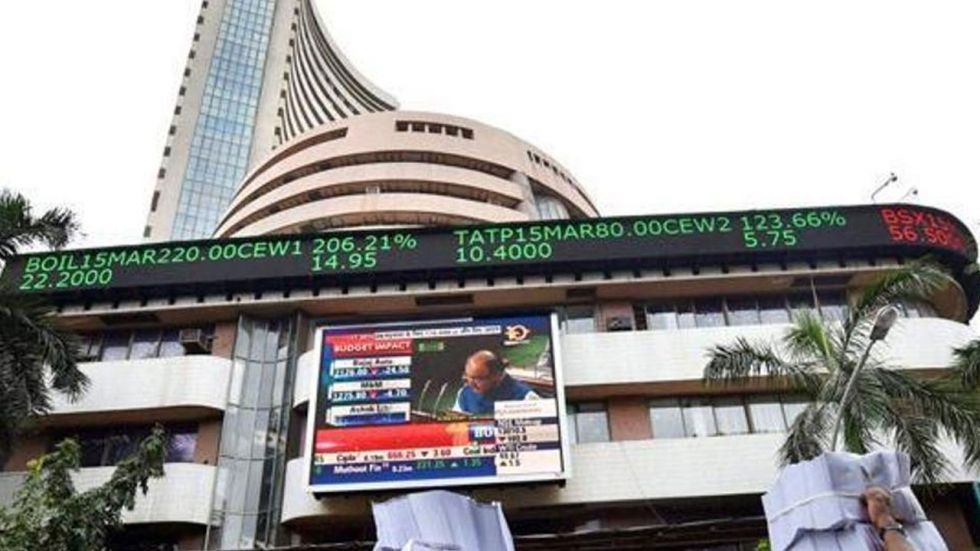 The broader NSE Nifty too advanced 13.15 points, or 0.11 per cent, to close at 11,890.60.
