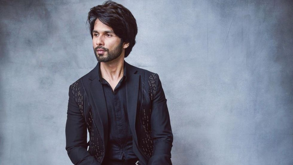 Shahid Kapoor Begins Prep For Jersey Remake