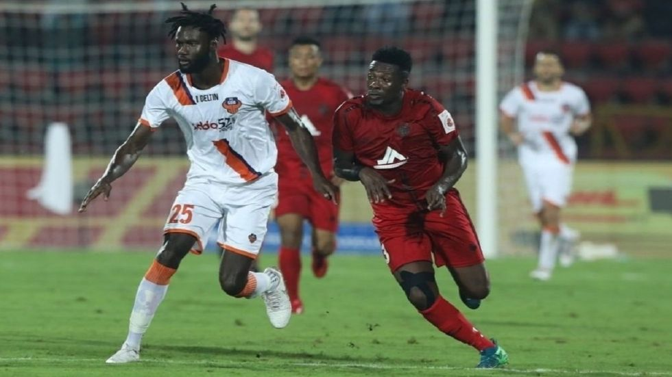 FC Goa came up with yet another injury-time equaliser to salvage a point against NorthEast United FC after their previous game against Bengaluru FC ended 1-1.