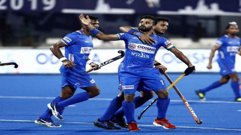 Indian men's hockey team beats Russia 11-3 on aggregate, books Tokyo 2020 Olympics berth