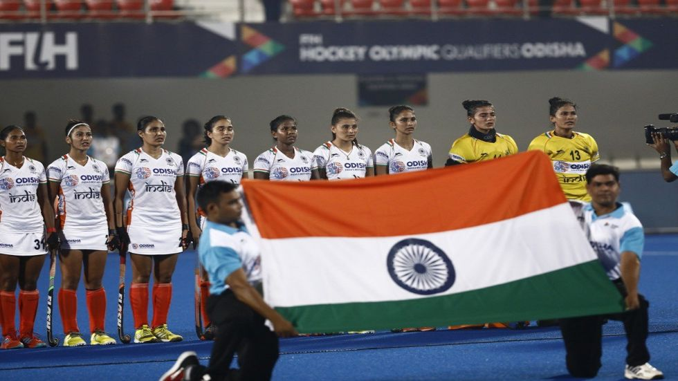 Indian women's hockey team qualifies for 2020 Tokyo Olympics beating USA 6-5 on aggregate