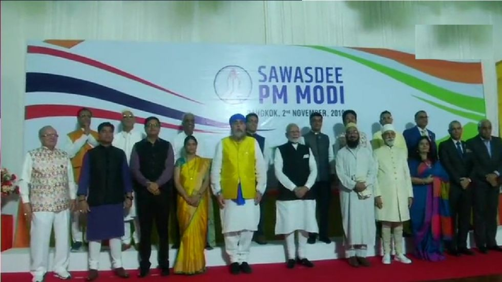 Besides the RCEP, Modi will also attend two other key summits in the next three days in Nonthaburi.