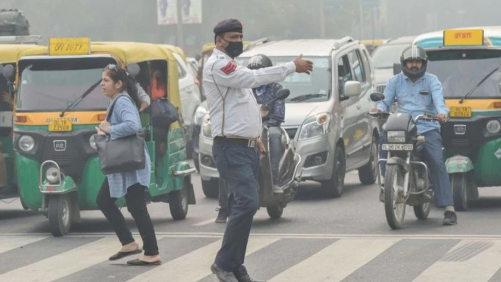 Odd-Even Scheme In Delhi Starts Today