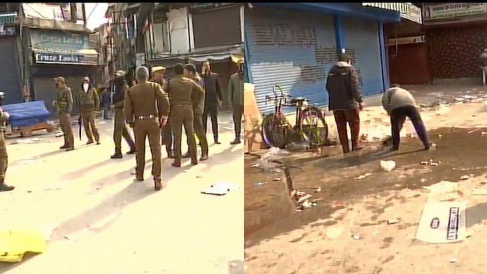 Jammu and Kashmir: 10 injured in grenade attack at Srinagar's Lal Chowk