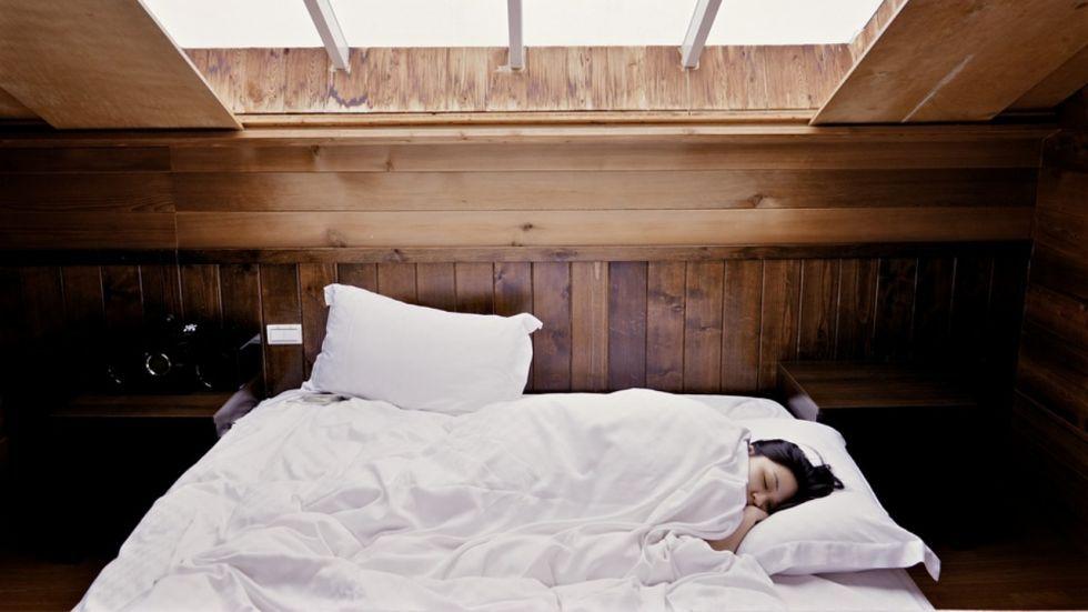 Deep Sleep May Calm, Reset Anxious Brain.