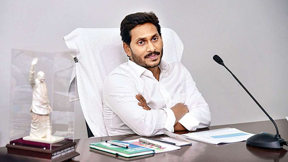 Opposition has slammed the Jagan Reddy government saying the move shows its