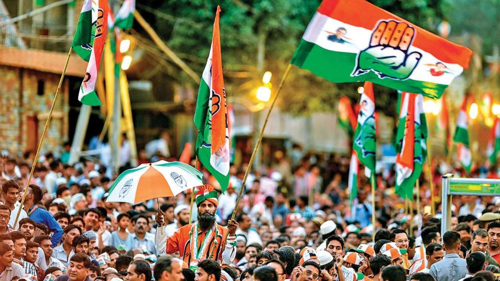 Delhi: Congress, opposition parties to hold rally on December 1 on economic slowdown, other issues