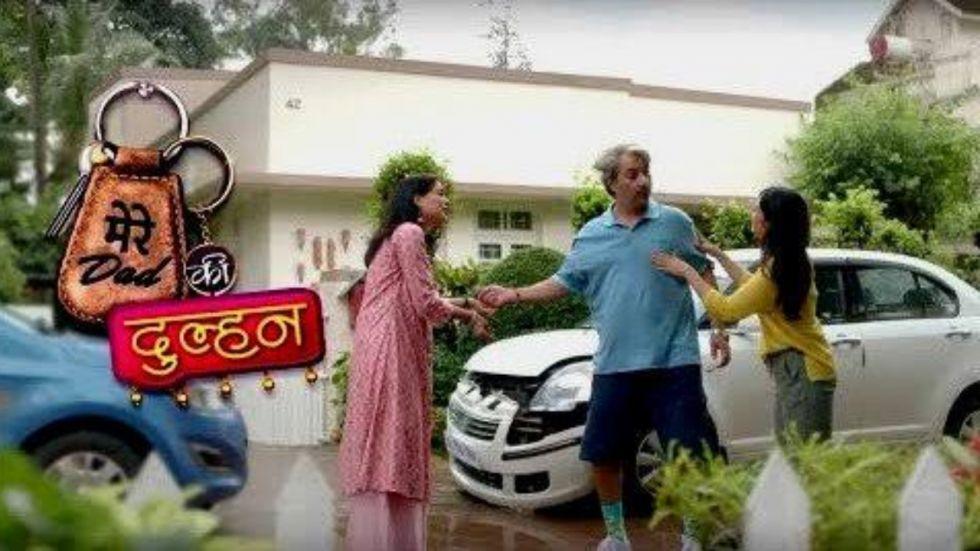 Shweta Tiwari's Show Mere Dad Ki Dulhan Lands In Trouble.