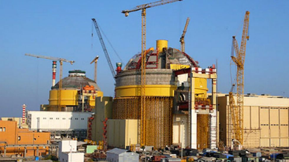 Kudankulam Nuclear Power Plant is located 650km south of Chennai in Tamil Nadu's Tirunelveli district.