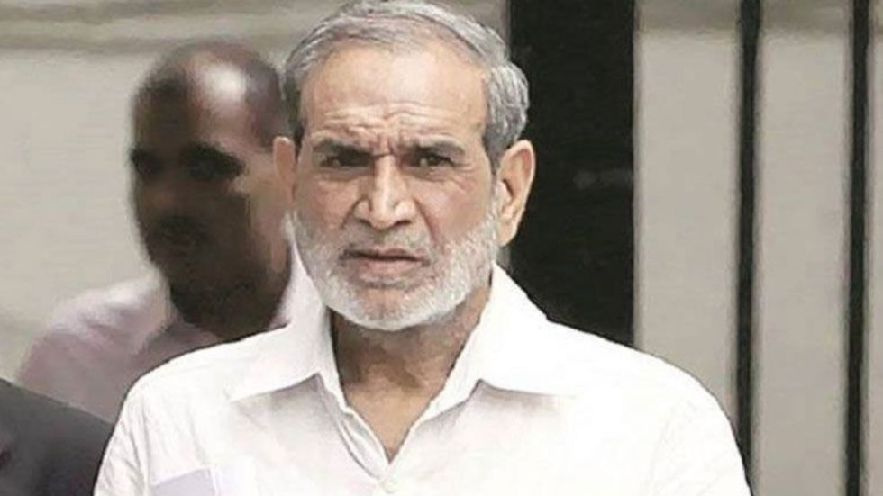 Sajjan Kumar resigned from the Congress after he was convicted by the high court.