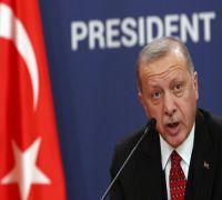 Turkey Captures Al-Baghdadi's Wife In Syria: President Tayyip Erdogan