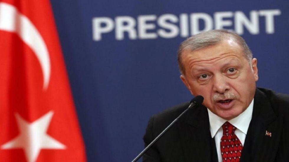Turkey President Tayyip Erdogan.