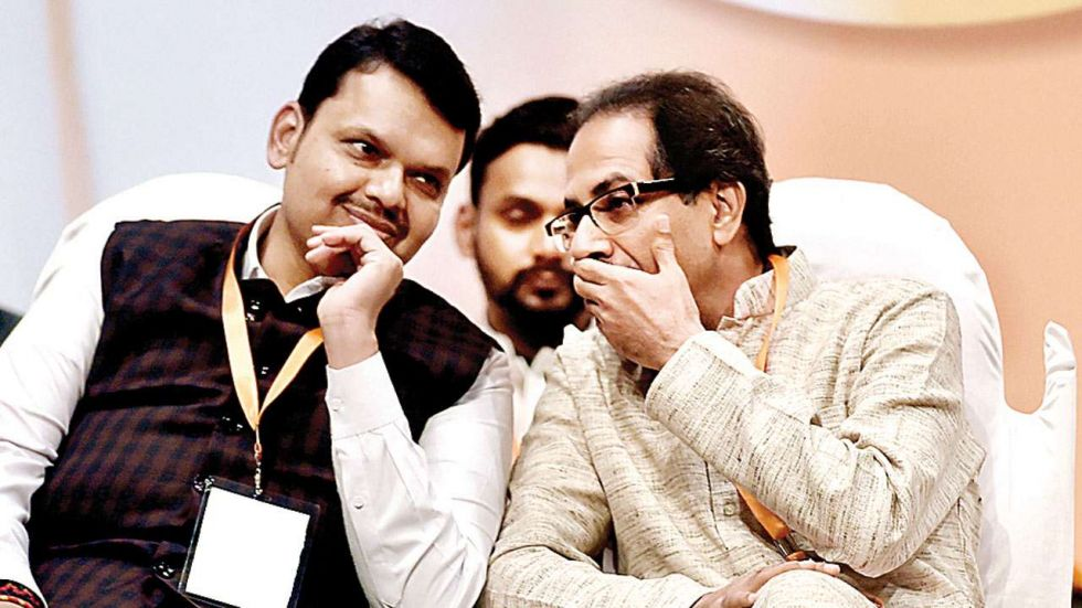 A resolution to the BJP-Sena stalemate over government formation is expected soon
