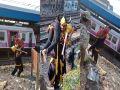 At Mumbai's Andheri Railway Station, Death God 'Yamraj' Is Saving Lives – See Pics