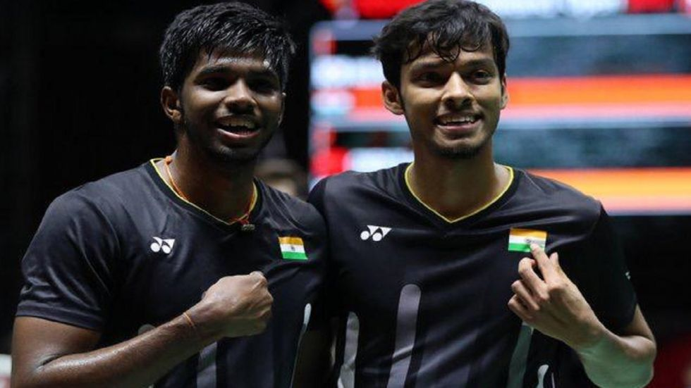 Rankireddy and Shetty played their hearts out to get the better of their Japanese opponents 21-18 21-23 21-11 in a pulsating second round contest that lasted an hour and six minutes.