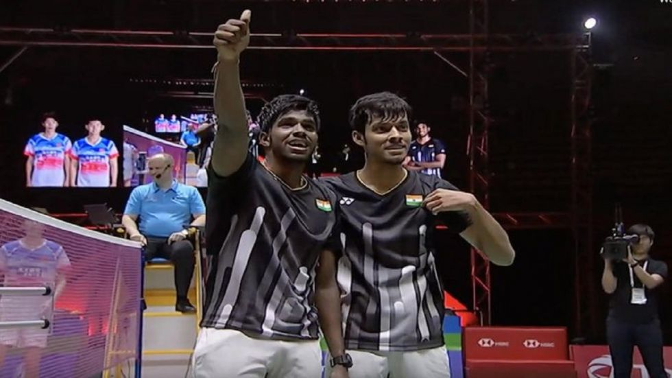 Satwiksairaj Rankireddy and Chirag Shetty will take on top seeds and world no.1 Marcus Fernaldi Gideon and Kevin Sanjaya Sukamuljo of Indonesia in the semifinals on Saturday. The world no. 9 Indians had lost to the same pair in the final of the French Ope