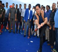 Sports Minister Lauds CBSE's Decision To Organise Fitness Week In Schools