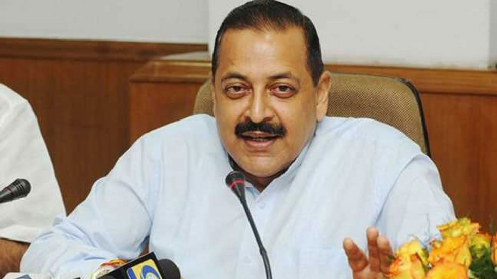Jitendra Singh said this after receiving an update from Chairman of the National Highway Authority of India (NHAI) Sukhbir Singh Sandhu.