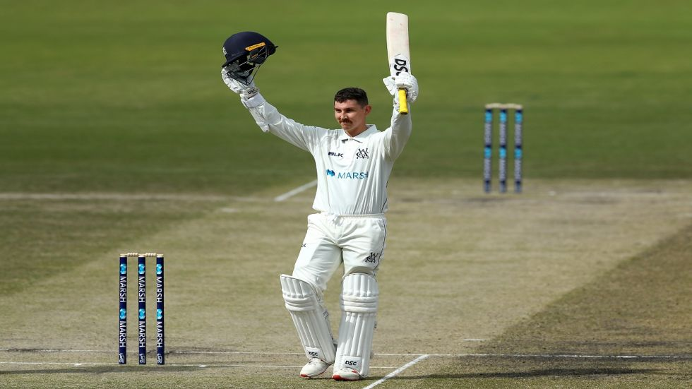 Nic Maddinson has taken a break from cricket due to mental health issues.
