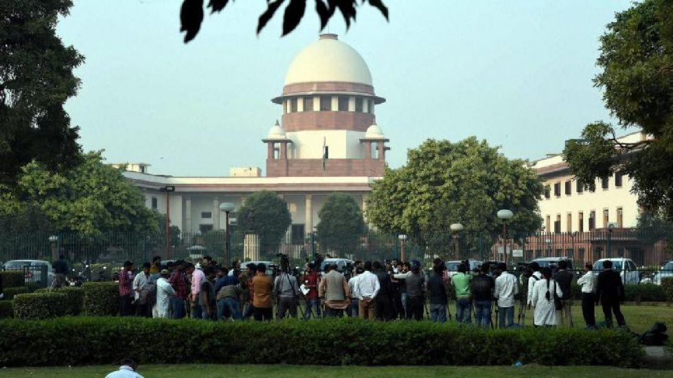 The Supreme Court on Saturday cleared the way for the construction of a Ram Temple at the disputed site in Ayodhya.