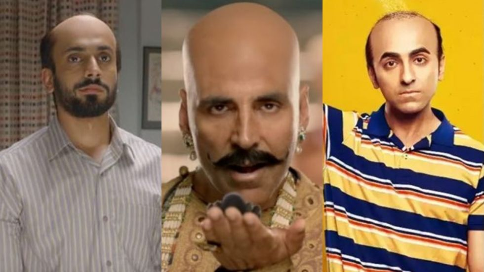 Bald Looks Of Bala', 'Ujda Chaman' And 'Housefull 4' Was Designed By One Man