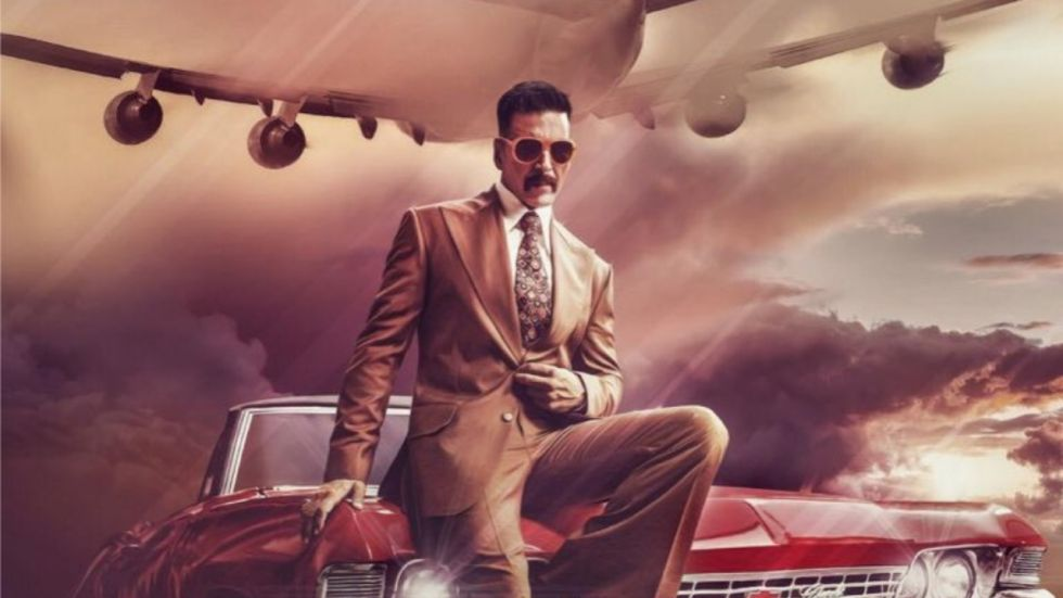Akshay Kumar's First Release Of 2021 Is Spy Thriller Bell Bottoms