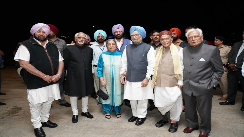 Manmohan Singh on Saturday described the inauguration of the Kartarpur Corridor as momentous occasion in ties between India and Pakistan.