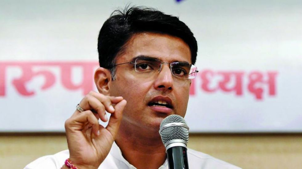 Sachin Pilot also hailed the Supreme Court verdict on Ayodhya, saying a long-pending, complex issues has finally been resolved.