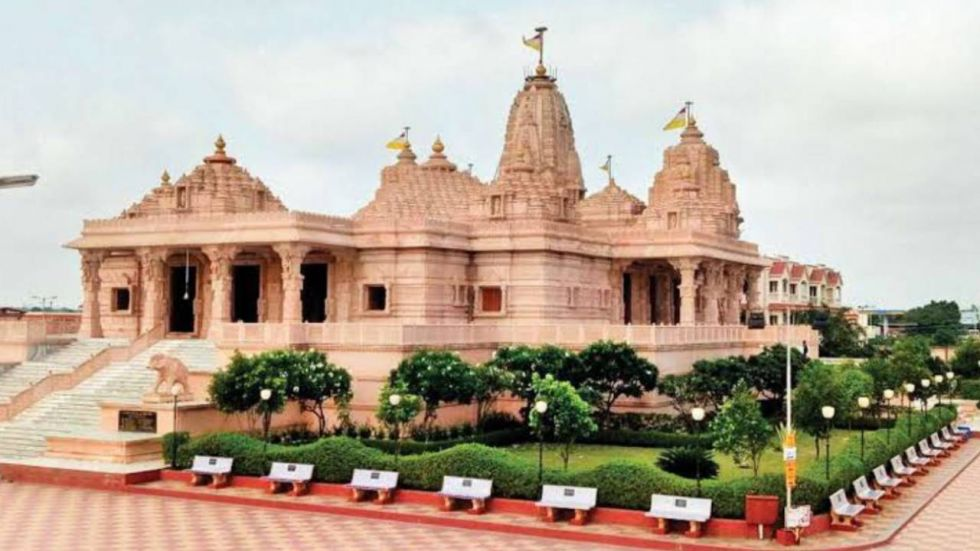 Somnath Temple was reconstructed in May, 1951