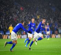 Leicester City Beat Arsenal To Go Second In The Premier League, Chelsea Leapfrog Manchester City