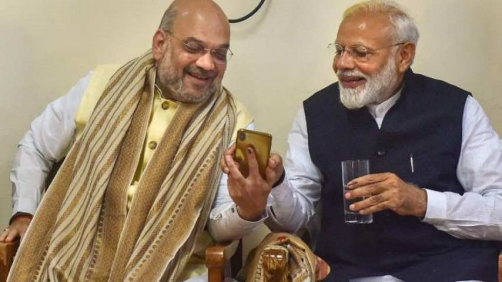 The BJP received donations from individuals, companies as well as electoral trusts.