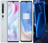 Mi Note 10 Vs OnePlus 7T Vs Realme X2 Pro: Specs, Features, Price COMPARED