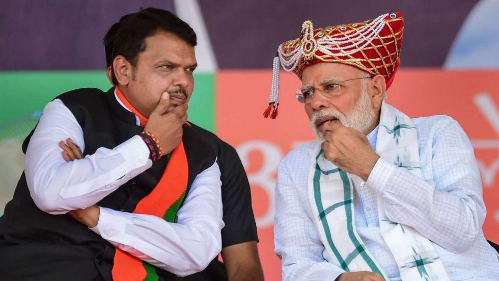 Modi Cabinet recommends President's rule in Maharashtra