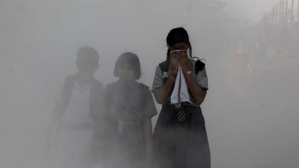 Schools in Delhi to remain closed for the next two days.