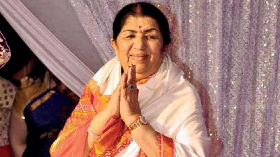 Lata Mangeshkar is admitted to the Intensive Care Unit of the Breach Candy hospital.