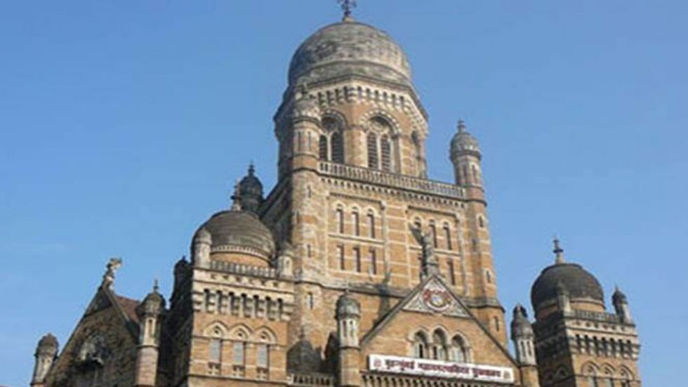 The BMC is currently ruled by Shiv Sena.