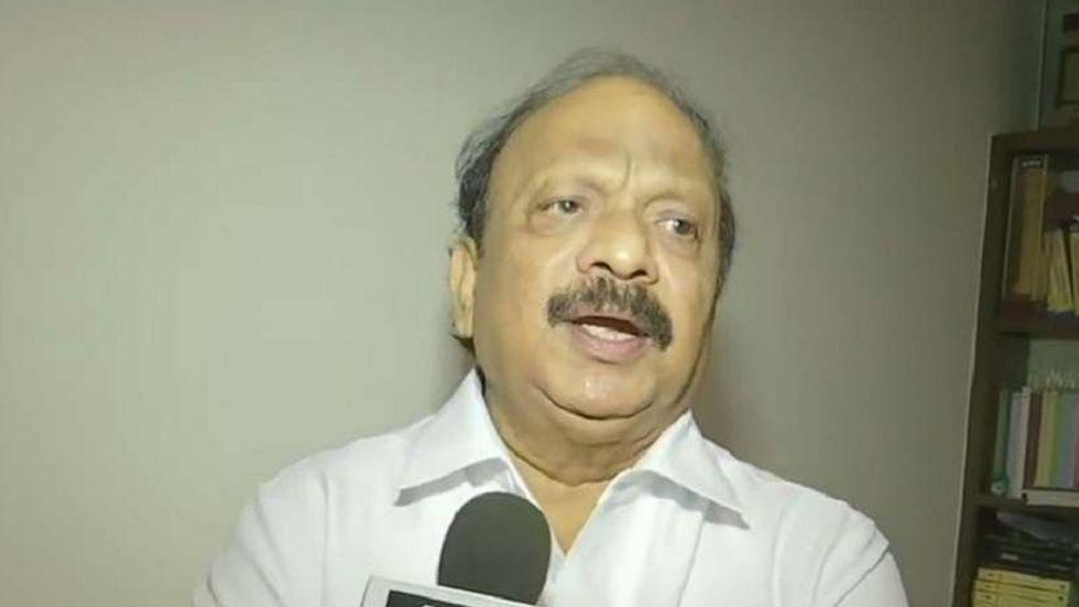 Congress rebel Roshan Baig has not been even inducted into the BJP.