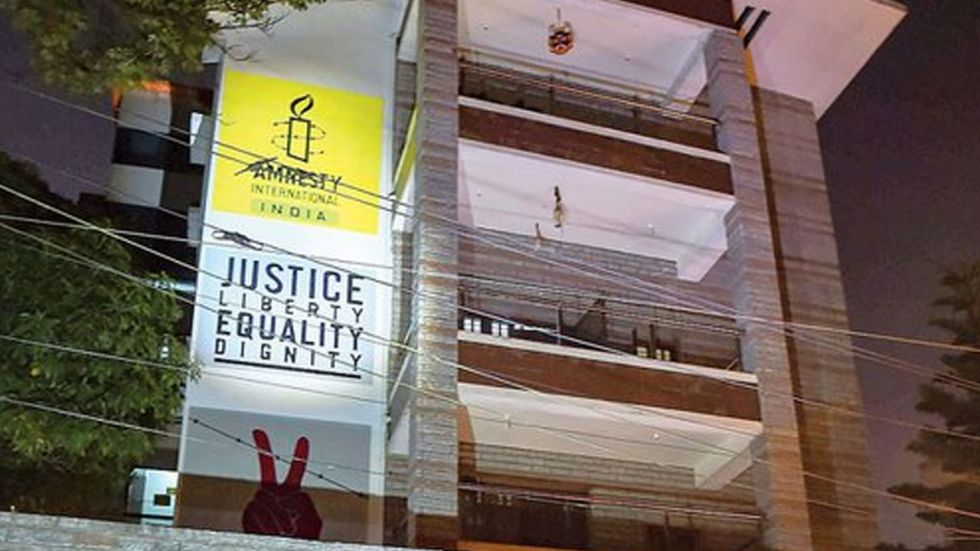 Earlier in September, ED issued a show-cause to Amnesty International India.