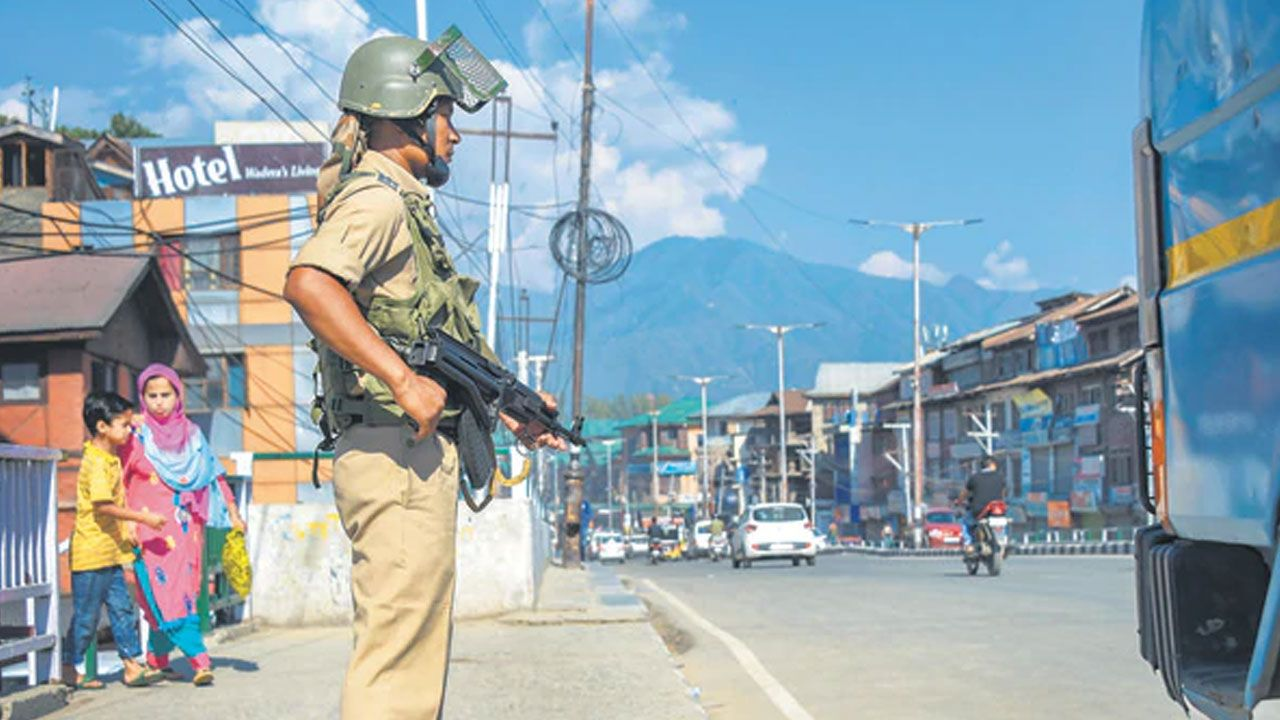 Situation In J-K Getting Normal, Detained Leaders To Be Released Gradually: MHA