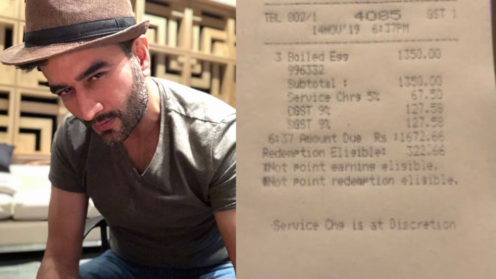 Music Composer Shekhar Charged Rs. 1,672 For Three Boiled Eggs' At Luxury Hotel