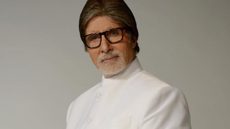 Amitabh Bachchan will be next seen in Brahmastra.