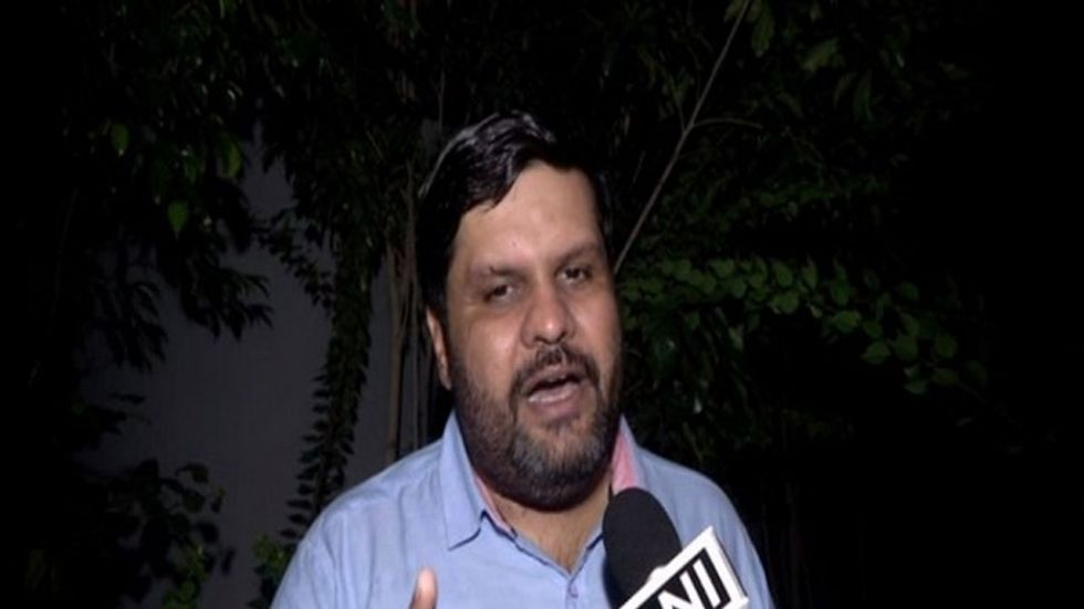Gourav Vallabh joined the grand oldy as one of the party's 10 fresh spokespersons only in January.