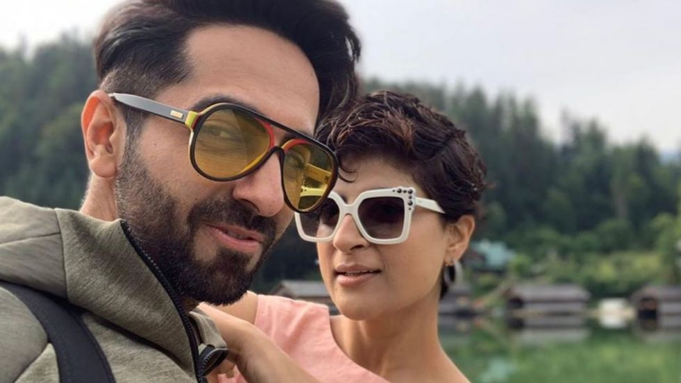 Tahira Kashyap Bares About Her Insecurities With Ayushmann Shooting Intimate Scenes