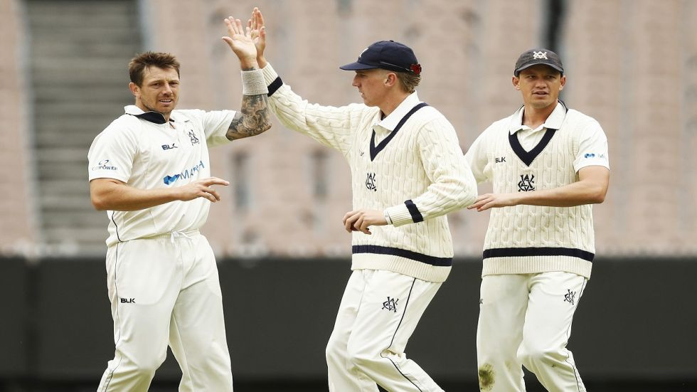 James Pattinson was in contention along with Mitchell Starc to play in the Brisbane Test against Pakistan.
