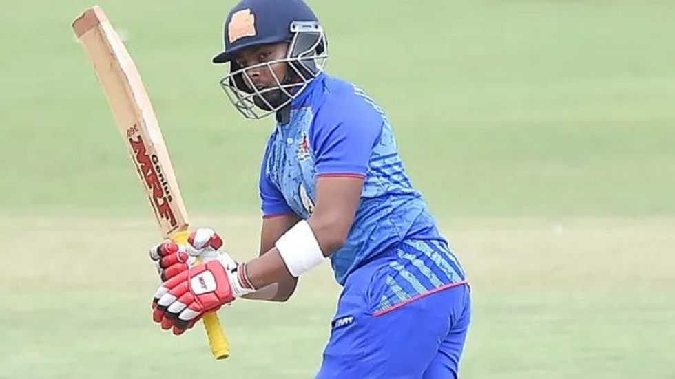 Prithvi Shaw slammed 63 off 39 balls and helped Mumbai reach 206/5 in the Syed Mushtaq Ali Trophy 2019 match against Assam at the Wankhede stadium.
