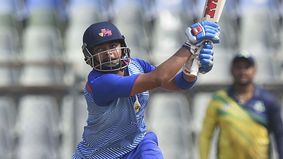 Prithvi Shaw made a great comeback to competitive cricket by slamming 63 for Mumbai in the Syed Mushtaq Ali Trophy 2019.
