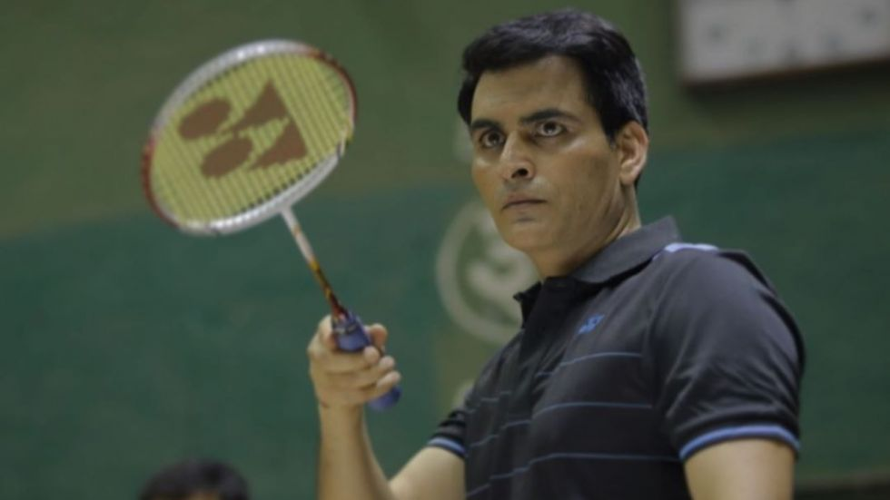 Manav Kaul's First Look As Saina Nehwal's Coach Is Intriguing!