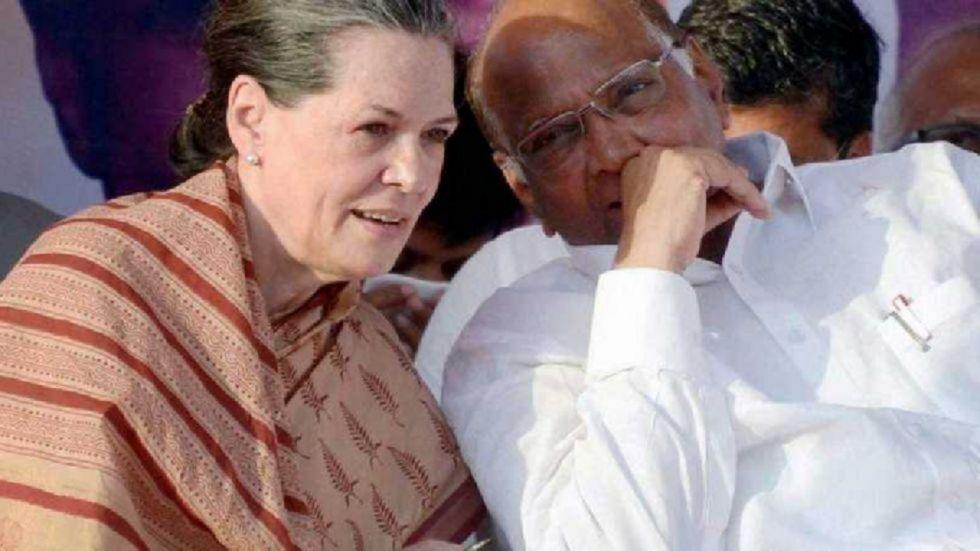 Sharad Pawar briefs Sonia Gandhi on Maharashtra situation, representatives of NCP, Congress to meet again